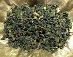 Loose leaf ginger oolong tea