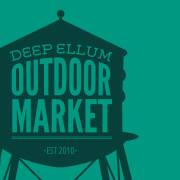 August 16:  Deep Ellum Outdoor Market moves inside…