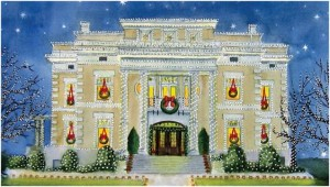December 4-7 – Alexander Mansion Holiday Home Tour and Boutique