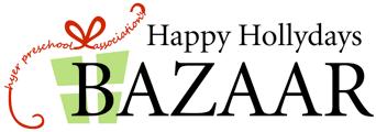 November 7-8:  Hyer Elementary, Happy Hollydays Bazaar