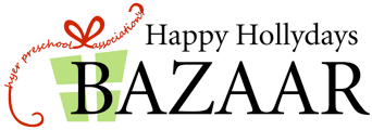 November 7-8:  Hyer Elementary, Happy Hollydays Bazaar