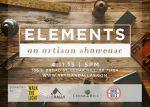 Elements Artisan Showcase