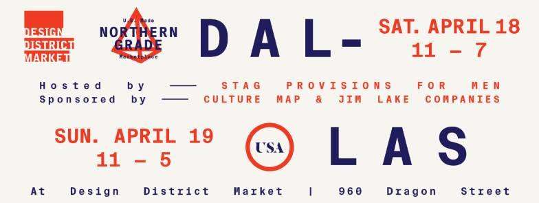 April 19: Northern Grade @ Dallas Design District