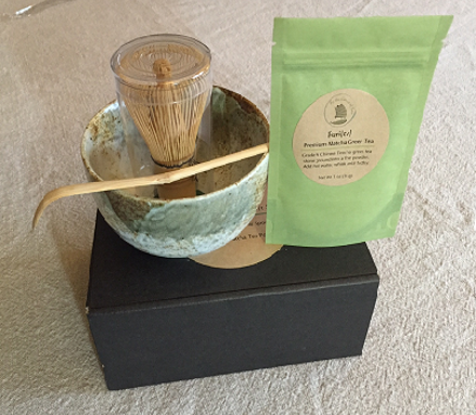 Matcha Tea Gift Set