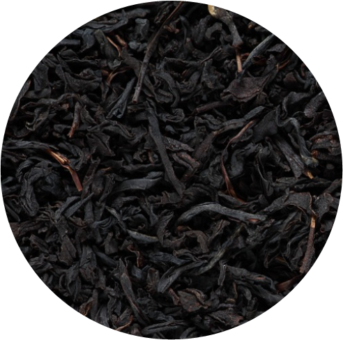Premium loose black tea available online from By the Grace of Tea