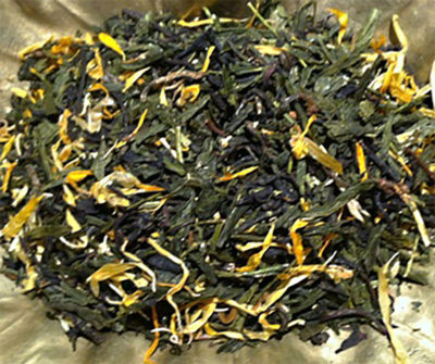 Generosi(ty) Loose Leaf Black Green Tea Blend